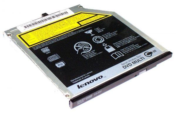 DVD-Laufwerk Lenovo Thinkpad T500, W500 inkl. Blende 42T2541