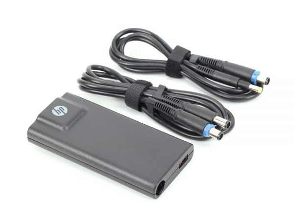 HP 65W Slim AC Adapter | OVP | AX727AA | 4,2mm + 7,4mm AX727AA