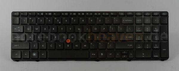 HP Elitebook Tastatur | INTL Layout | 652682-B31 652682-B31