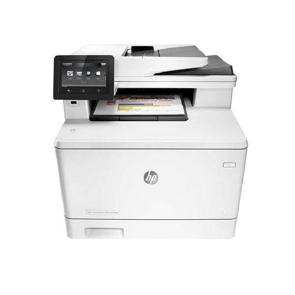 HP Color LaserJet Pro MFP M477fdn CF378A#B19