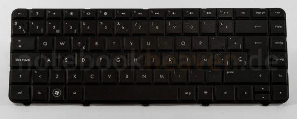 HP Tastatur | ES Layout | 646125-071 646125-071