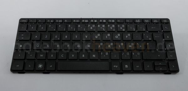 HP Probook Tastatur   FR Layout   641835-051 641835-051 635769-051
