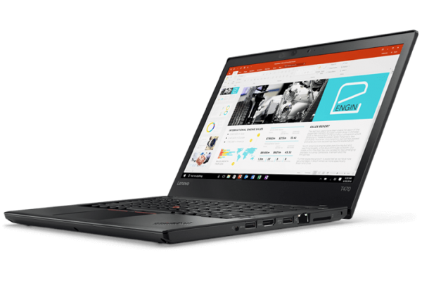 T470 | 7700HQ 8GB 512m2 | FHD 940MX | WC BT IPS back Win10P 20J7S00000