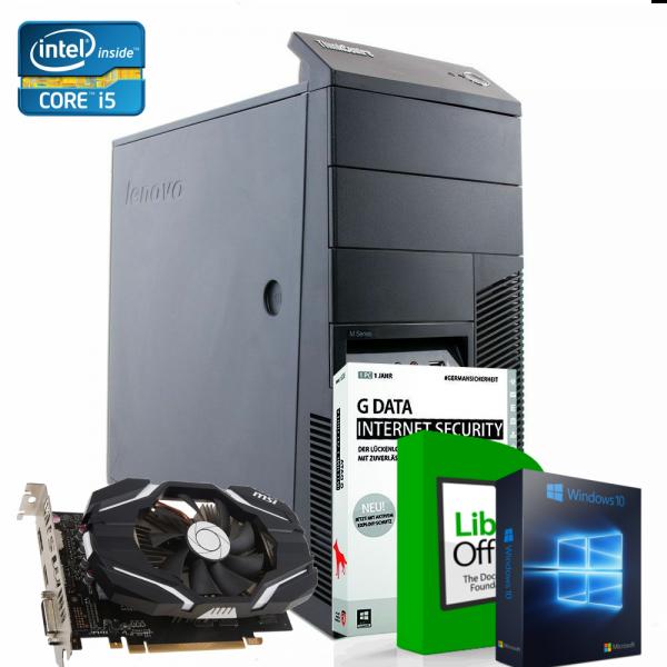 Gamer PC Bundle #5 | Lenovo M93p + GTX 1060 6GB