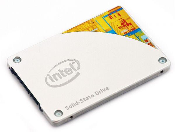 240 GB SSD   Intel 520   2,5 Zoll   Gebraucht