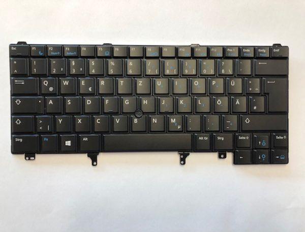 Tastatur Dell Latitude E6420 | beleuchtet 00416G