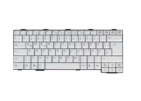 Tastatur für Fujitsu Lifebook S751   Deutsch CP506622-01