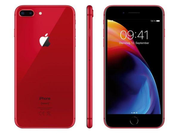 iPhone 8 Plus | 3GB 64GB | Rot A1897