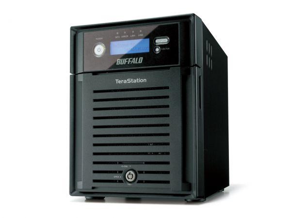 Buffalo TeraStation III NAS Server TS-XL/R5 ohne Festplatten TS-XL/R5