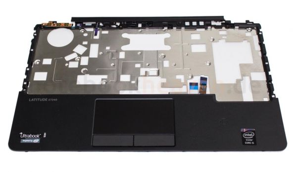 Dell Palmrest für E7240 | 0V2VE6 | inkl. Touchpad + Tasten 0V2VE6