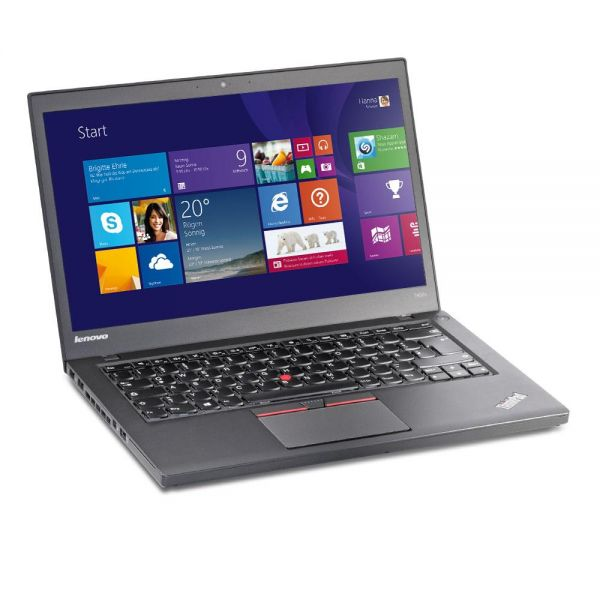 T450s | 5200U 8GB 256SSD | HD+ | WC BT bel. | o.B. B+ BWS4KB00