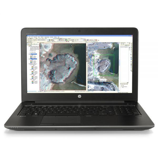 Zbook 15 G3 6700HQ 32GB 512m2 FHD IPS M2000M BT FP bel. W10P
