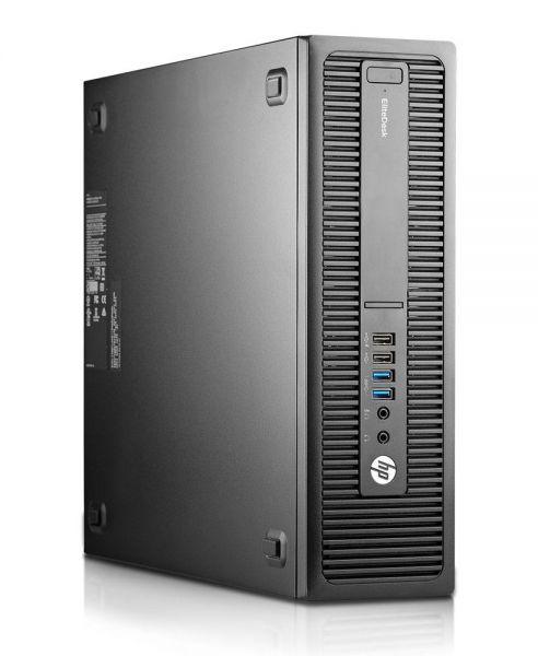 800 G2 SFF | 6500 8GB 256SSD + 500GB | Win10P V0Q68EC