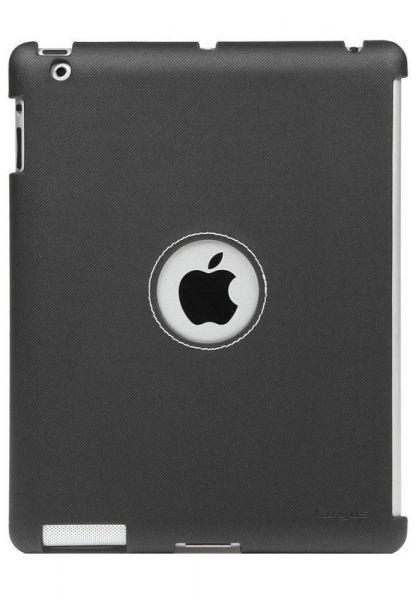 Targus VuComplete Back Cover iPad3  iPad4, Black | Schutzhül THD007EU
