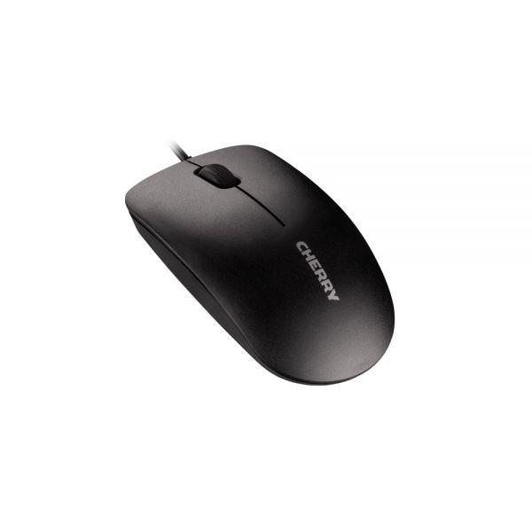 Cherry MC1000 Optische USB Maus | Schwarz | 1200 DPI JM-0800-2