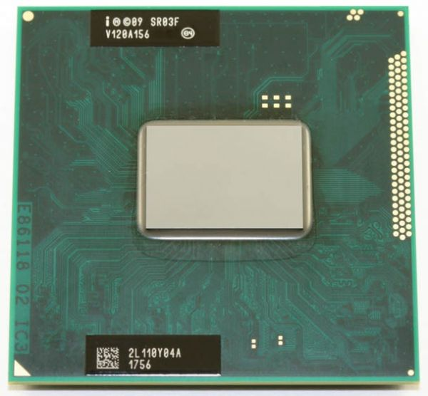 Intel Core i7-2620M SR03F