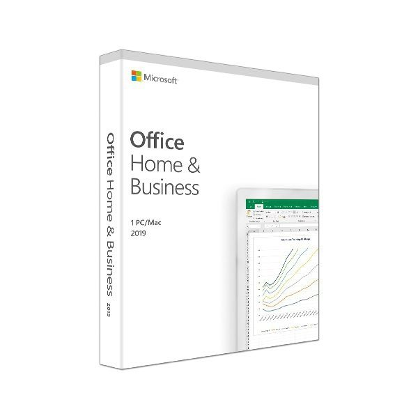 Microsoft Office Home and Business 2019 - 1 Benutzer | ESD T5D-03183