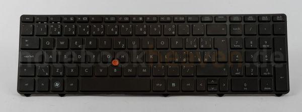 HP Elitebook Tastatur | CZ/SK Layout | 652553-A81 652553-A81
