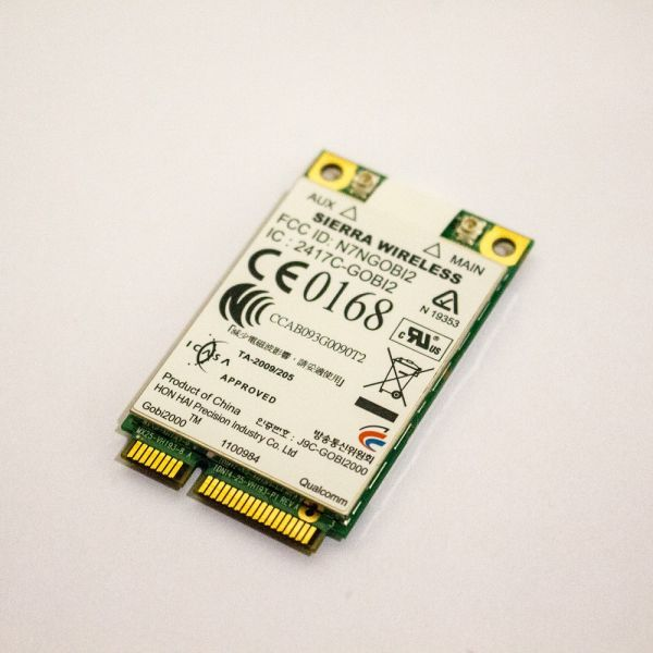 HP un2420 | Gobi 2000 Qualcomm | EV-DO/HSDPA | Mobiles Breit 10-VM853-11