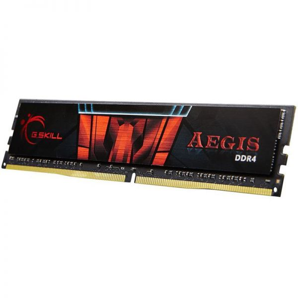 G.Skill Aegis 8GB DDR4 Arbeitsspeicher | 2666 MHz F4-2666C19S-8GIS