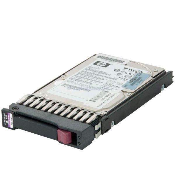 146 GB HP 518011-001   SAS 2,5 Zoll 10000 U/min mit Tray 518011-001