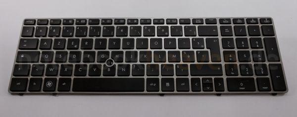 HP Elitebook Keyboard | FR Layout | 641181-051 639477-051