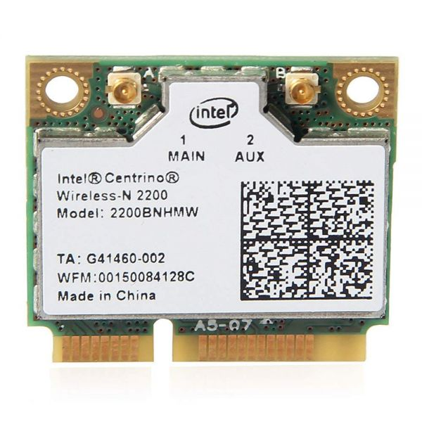 HP WLAN-Modul | Intel Centrino Wireless-N 2200 | 2200BNHMW | 2200BNHMW