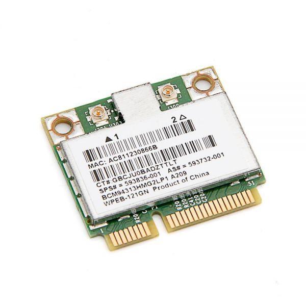 HP WLAN-Modul Broadcom BRCM1050 BCM94313HMG2LP1 593836-001 BCM94313HMG2LP1