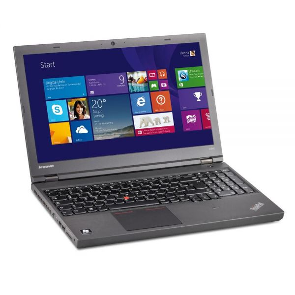W540 | 4810MQ 8GB 256SSD | FHD K2100M DW WC BT FP bel. W10P