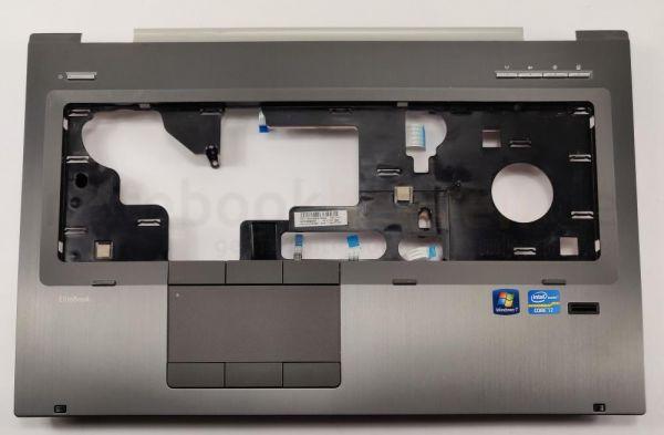 HP Palmrest für 8760W | 652536-001 | inkl. Touchpad + Tasten 652536-001