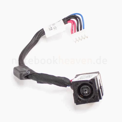 Dell Strombuchse für E6410 | 0MT643 0MT643