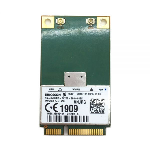 Dell DW5560 F5321gw HSPA+ UMTS Mobiles Breitbandmodul DW5560