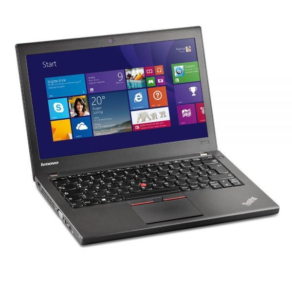 LENOVO Thinkpad x250   i5-5300U 8GB 180 GB SSD   Windows 10