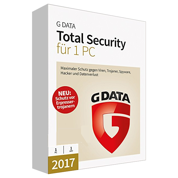 G DATA Internet Security - 1 Jahr - 1 Gerät