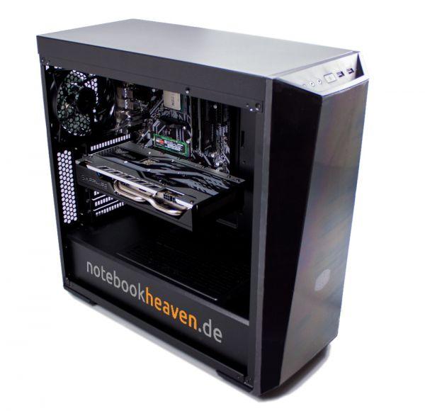 NB Gamer PC #1 | 3200G 8GB 240neu 2TB | Vega8 | Win10H NB-Gamer-001