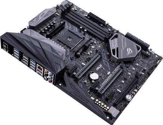 Mainboard Asus CROSSHAIR VI HERO AMD X370 ohne OVP 90MB0SC0-M0EAY0