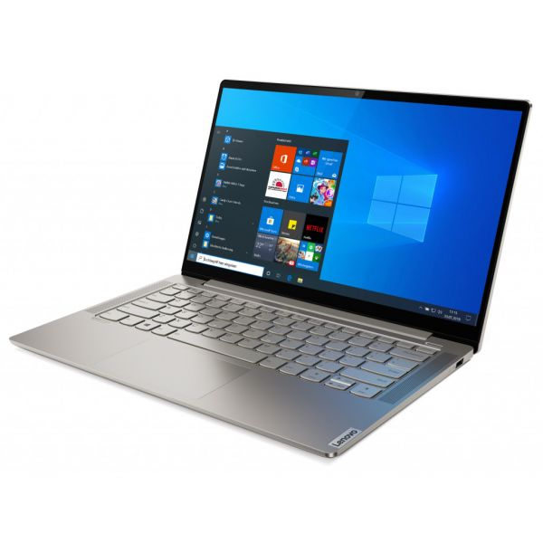 Yoga S740 | 1065G7 16GB 512SSD | FHD IPS MX250 WC bel. W10H S740-14IIL