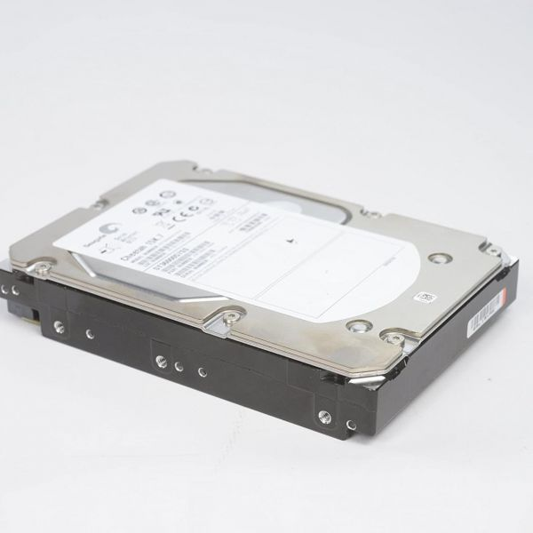 600 GB Dell Cheetah 15K.7 SAS 3,5 Zoll 15000 U/min 493083-001