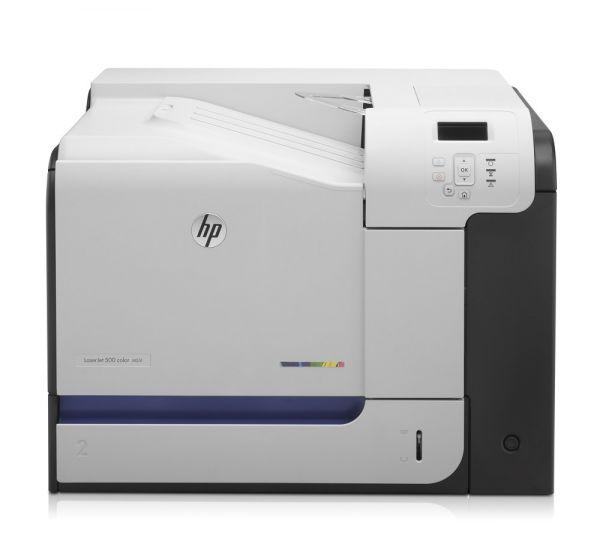 HP LaserJet Enterprise 500 color M551dn | DIN A4 Farblaserdr CF082A#BGJ