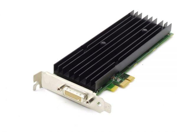 NVIDIA Quadro NVS 290 Grafikkarte | Halbe Höhe PCIe x16 VCQ290NVS