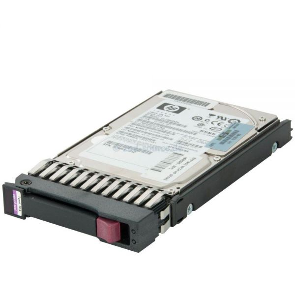 300 GB HP 507284-001 | SAS 2,5 Zoll 10000 U/min mit Tray 507284-001