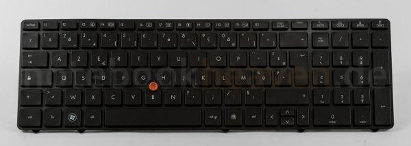 HP Elitebook Tastatur | FR Layout | 652682-051 652682-051