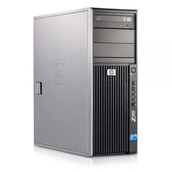 Z400 | W3550 8GB 500GB | 2000 | DVD | W10P