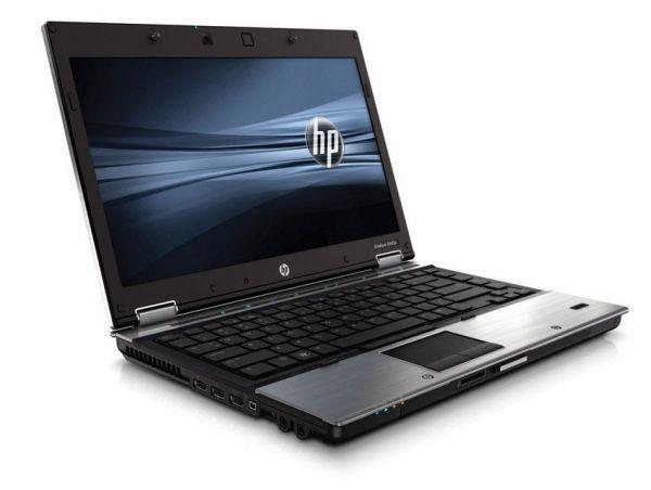 HP Elitebook 8440p | i5-520M 4GB 250 GB HDD | Windows 7 Prof