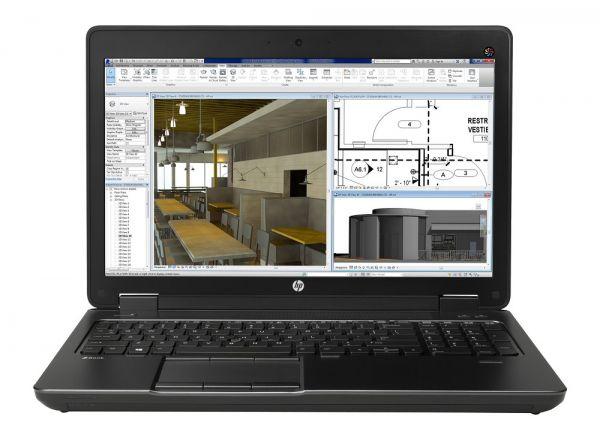 ZBook 15 | 4800QM 16GB 256SSD 1TB FHD K2100M BT bel Win10 B+ H7L68EC