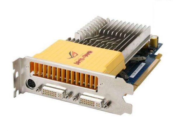 Asus NVIDIA Geforce 8600 GT PCIe x16 90-C1CJ8A-JUAY00Z