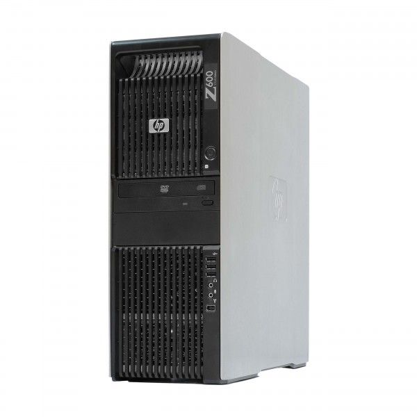 Z600 | 2x X5650 32GB 1TB | 2x NVS300 | DW | Win10P
