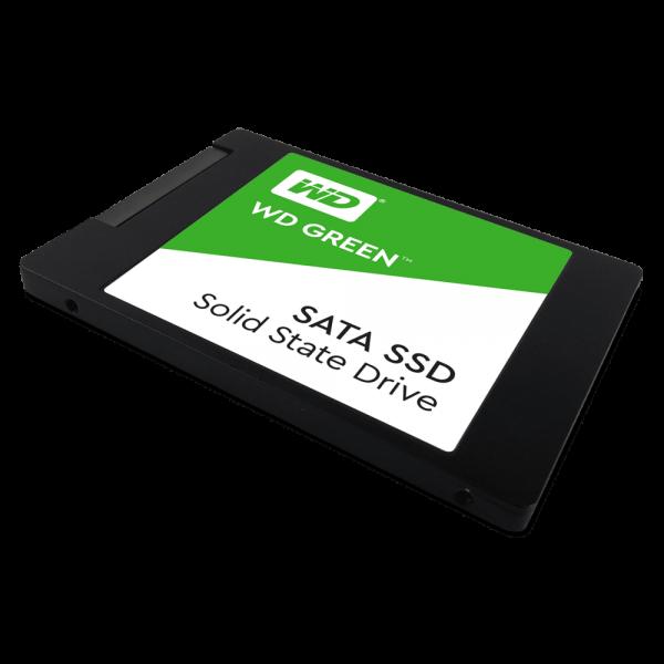 Erweiterung auf neue 480 GB SSD | WesternDigital