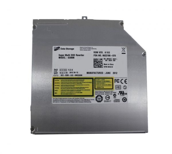 DVD-Brenner Dell Precision M4700 inkl. Blende 0NCW1W
