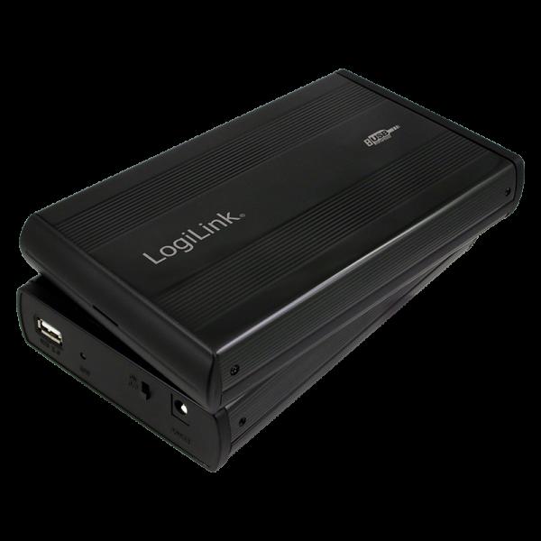 1000 GB externe Festplatte | 3,5 Zoll | USB 3.0 | schwarz